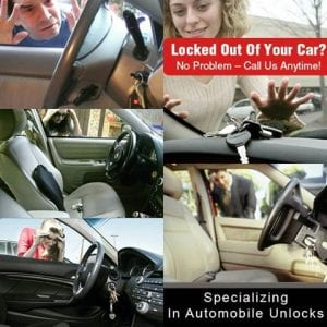 Car Lockout Naperville, IL