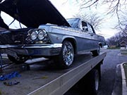 Classic Car Towing In Naperville, IL