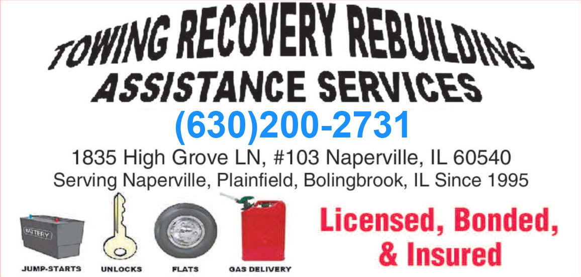 Towing-Naperville-60540
