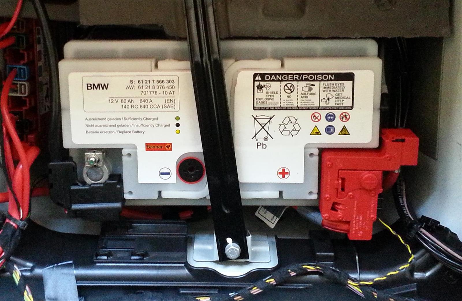 BMW Battery Replacement Naperville Aurora South West Chicagoaland