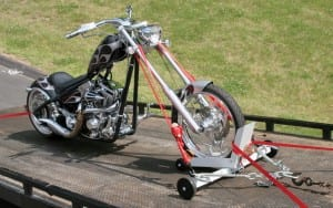 Naperville Illinois Motorcycle Towing Service