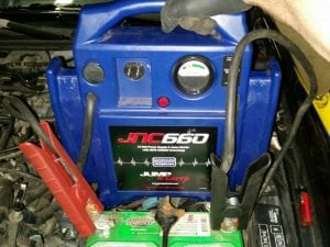 Battery Jump Start Near Naperville, IL