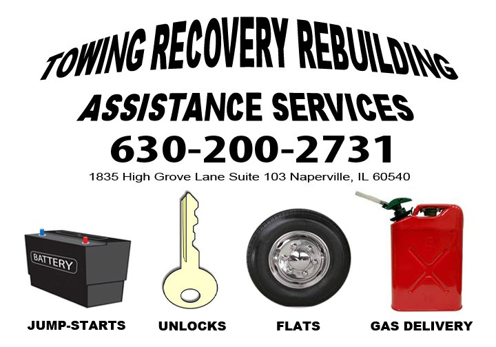 Towing Service In Aurora, IL