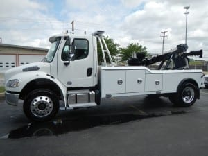 Medium Duty Towing South West Chicago Land Illinois