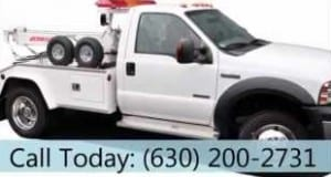 Wrecker Towing Service Naperville, IL