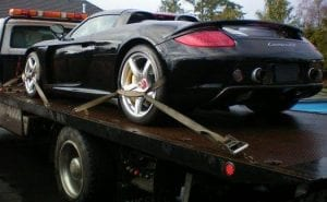 Porsche Towing In Naperville, IL