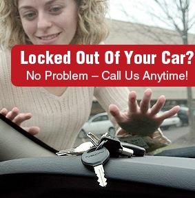 Car Lockout Naperville, IL