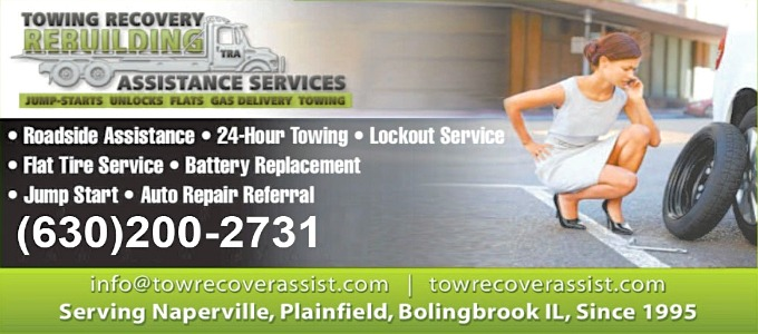 Towing Naperville Near Me