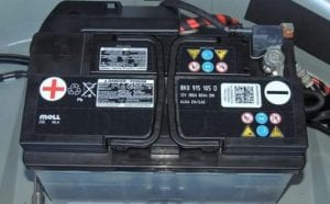 Audi battery replacement Naperville, IL