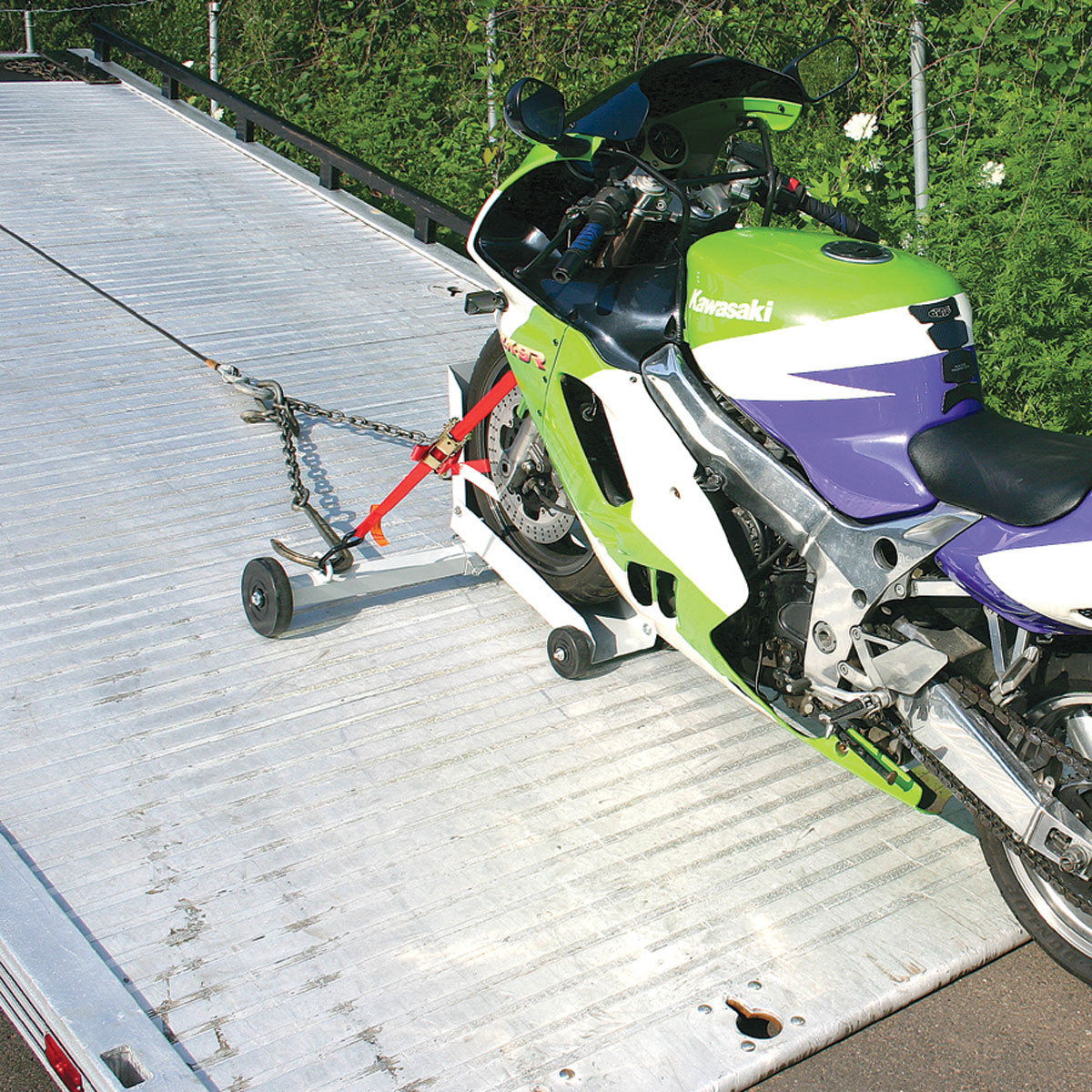 Motorcycle Towing In Bolingbrook, IL