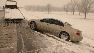 Roadside Assistance Winch Service Naperville, Aurora, IL