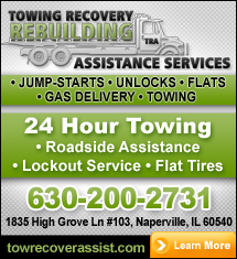 Towing Service Cost >> Towing Lisle Il Lisle Towing You Can Trust Afford 24 7
