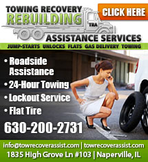 Towing Company In Naperville, IL