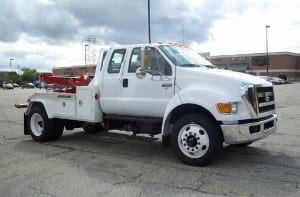Medium Duty Wrecker Towing Naperville, IL