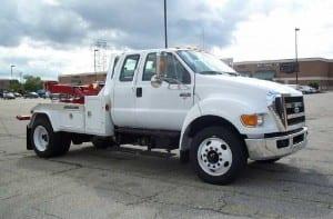 Medium Duty Wrecker Towing Naperville, IL