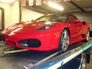 Exotic Car Towing Naperville, IL