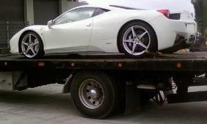 Ferrari Towing Naperville, IL