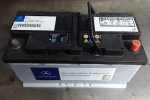 Mercedes Battery Replacement Naperville, Aurora, IL