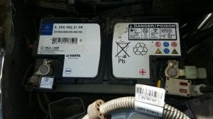 Mercedes Benz Battery Replacement