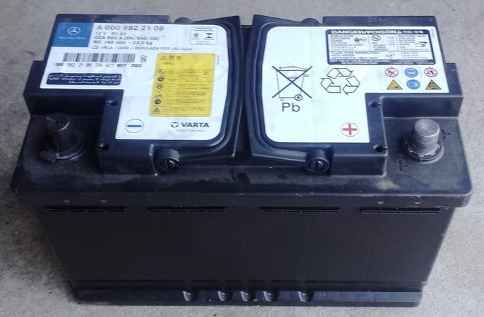 Mercedes Benz Battery Replacement In Near Around Naperville Il
