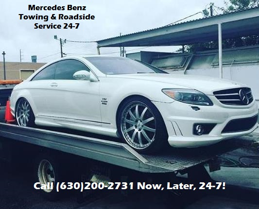 Mercedes Benz Towing Naperville, IL   South West Chicago ...