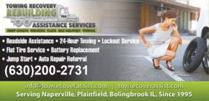 Save Money on Towing Services in Naperville, IL