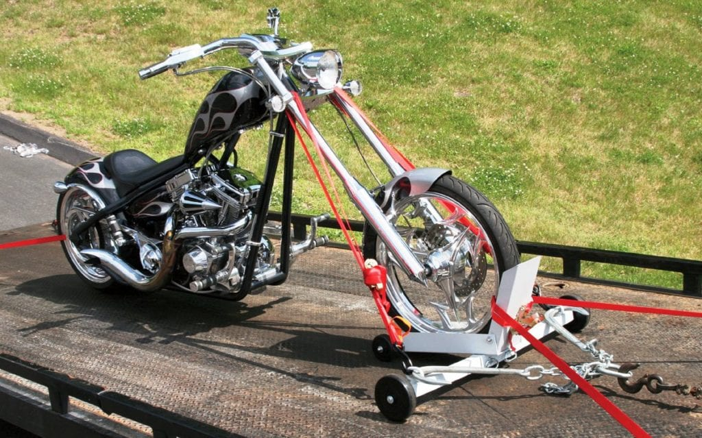 Motorcycle Towing Service Naperville