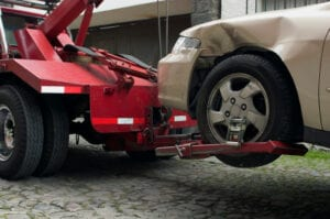 Wrecker Towing