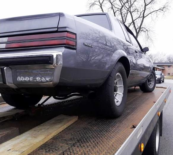 Local Naperville Towing Company