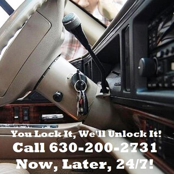 Auto Lockout Joliet, Romeoville, Shorewood, IL