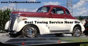 How To Choose A Towing Company Online