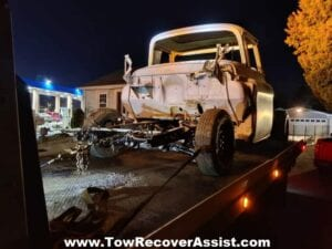 Naperville Towing Company Towing Recovery Rebuilding Assistance Services